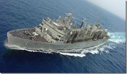 The USNS Arctic is a fast combat support ship. (Photo/U.S. Navy)