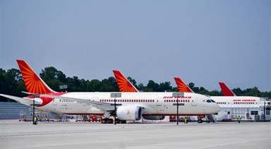 Boeing's first customer, Air India, has its delivery team at the aerospace giant's North Charleston campus, a spokesperson said. (File Photo/Leslie Burden)