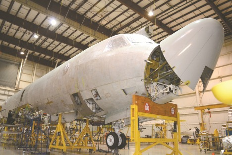 Sequester has Lockheed eyeing new business model