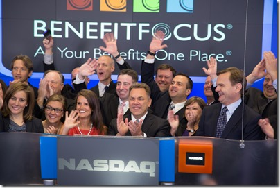 Benefitfocus, which went public in September, plans to break ground Tuesday morning on a campus expansion that will triple the size of its current Daniel Island headquarters and enable the employee benefits software provider to create 1,200 jobs, the state Commerce Department announced today. (Photo/File)