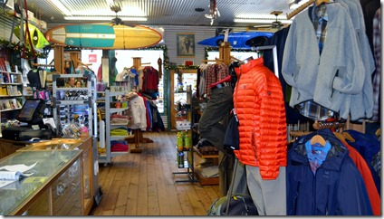 The Greenville area is home to a host of outdoor retailers, including big-box names, regional stores and independent shops, such as Sunrift Adventures. (Photo by Ashley Boncimino)