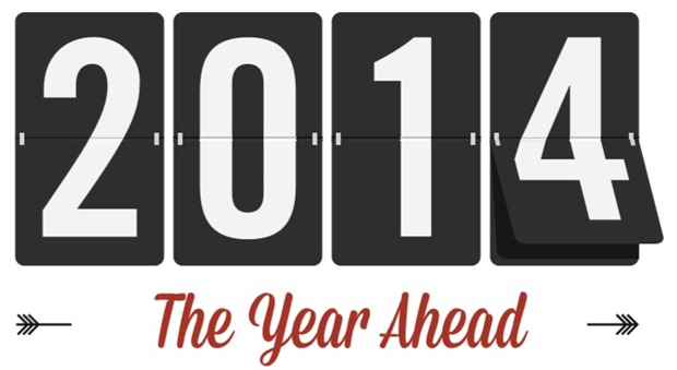The Year Ahead 2014 introduction