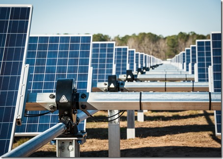 TIG Sun Energy, a subsidiary of The InterTech Group, based in North Charleston, is the owner and operator of the Colleton Solar Farm. (Photo/Santee Cooper)