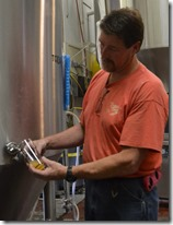 Tom Davis of Thomas Creek Brewery isn't worried about the S.C. craft beer industry after Stone Brewing Co. passed over the state for its $29 million East Coast facility.