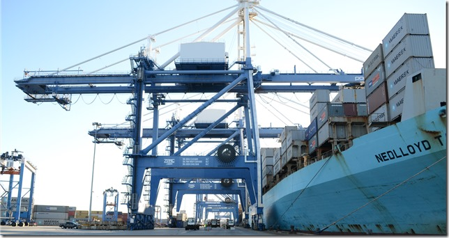 Ports authority OKs salary hike for senior management
