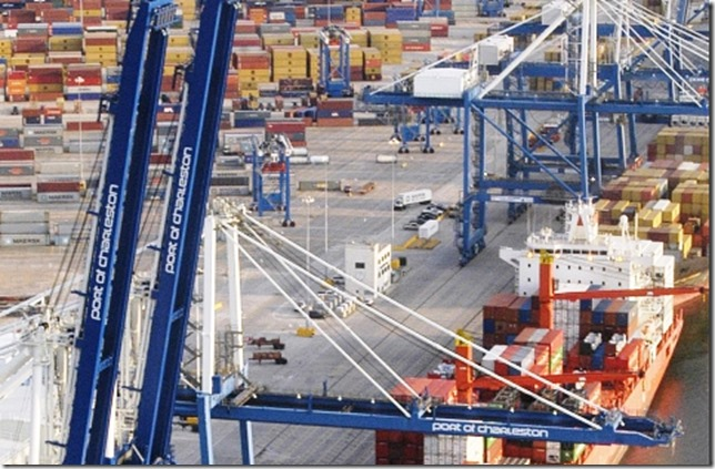 Port of Charleston to focus on increasing cargo base
