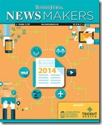 2015 Charleston Newsmakers