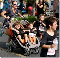 Postpartum Support Charleston is hosting the 12th annual Moms' Run & Family Fun Day