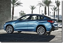 The BMW X4 M40i has started production at BMW of North America's plant in Greer. The new model is expected to be available to dealers starting in February. (Photo provided by BMW of North America)