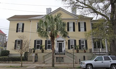 Bed And Breakfast Journal Columbia Sc
